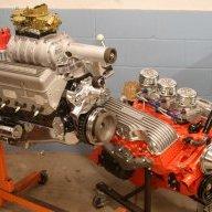 Stovebolt V8